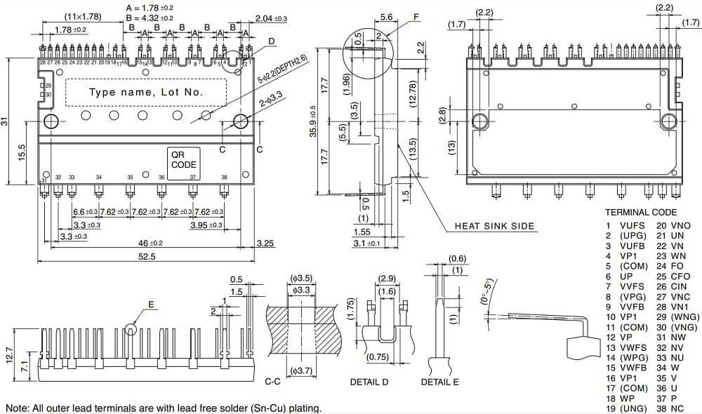 PS21765-datasheet