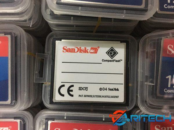 Thẻ nhớ CF SANDISK 1GB