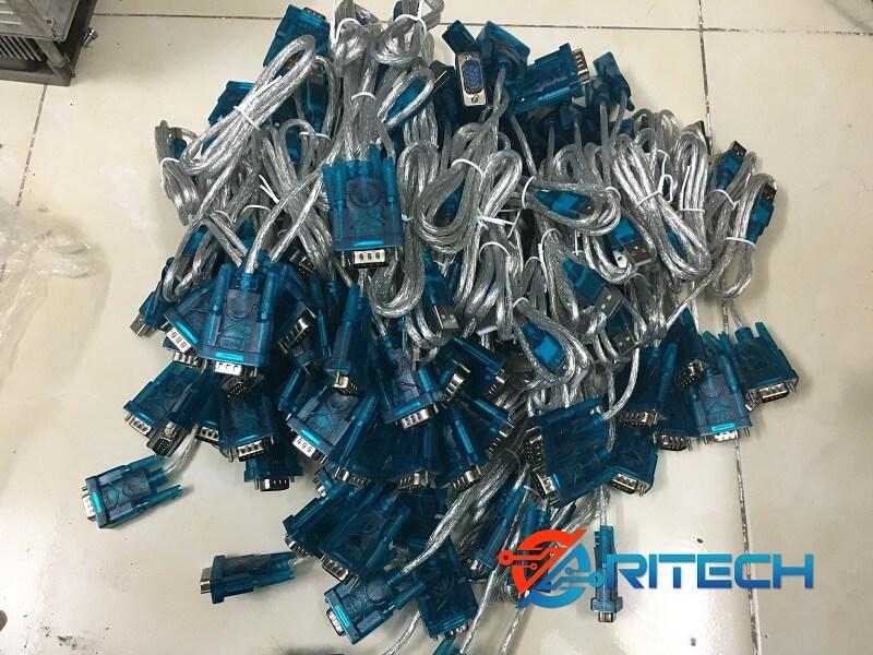 Cáp USB to COM số lượng lớn