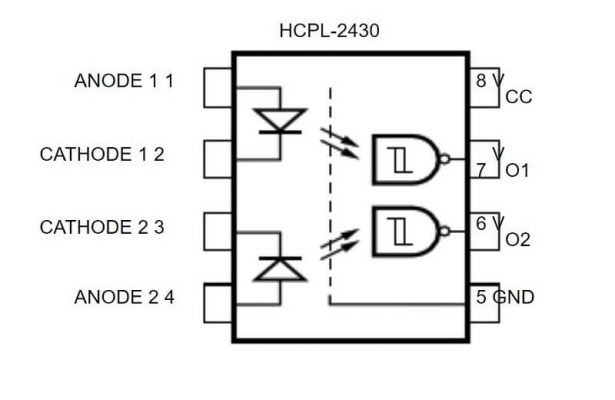 HCPL-2430