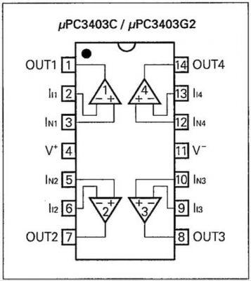 UPC3403G