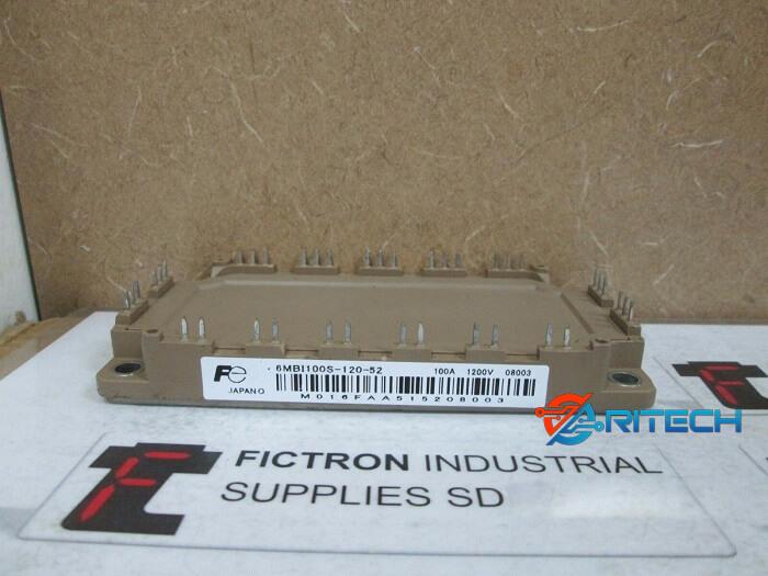 6MBI100S-120-52 fuji