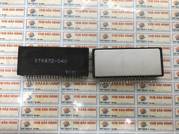 STK672-040