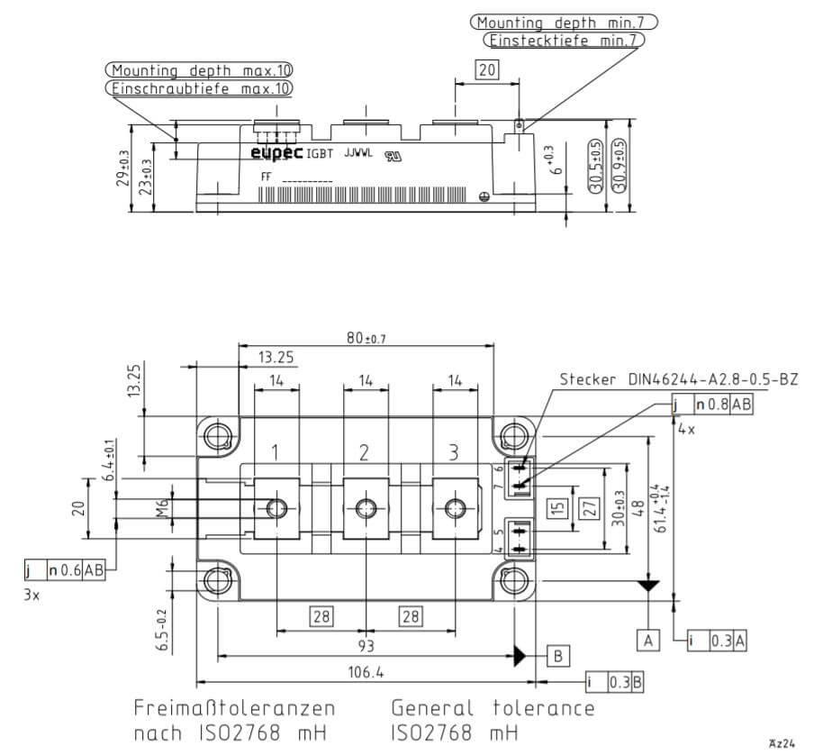 FF300R06KE3