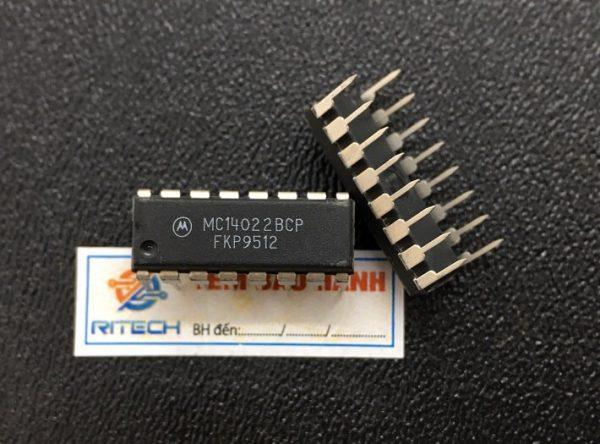 MC14022BCP