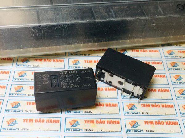 G2RL-1-E 24VDC